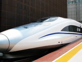 High-Speed – Sifang CRH2-380
